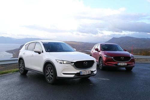 Mazda Passion Drive to the New Horizon 1 ล้านไมล์ไปกับ จิรายุ ห่วงทรัพย์ ภารกิจพิชิตแสงเหนือ...ในดินแดนขั้วโลกกับ Mazda CX-5