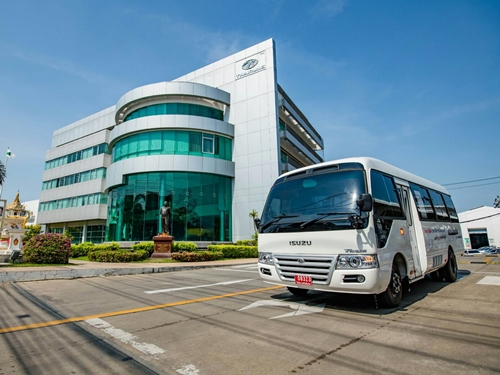 """""""ไทยรุ่ง"""" บุกตลาดมินิบัสผลิต TR Traveller สัญชาติไทย เริ่มต้น 2.2 ล้านบาท"""
