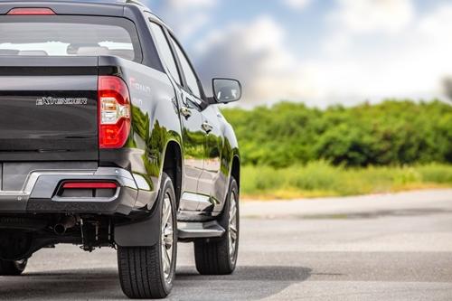 """เอ็มจี เตรียมเปิดตัวรถกระบะรุ่นแรก  """"NEW MG EXTENDER""""  สิงหาคมนี้"""