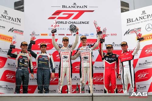 นักแข่งไทยสร้างชื่อระดับนานาชาติหลังคว้าแชมป์การแข่งขันประจำปี 2019 รุ่น GT3 Pro-Am