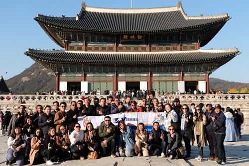 นิปปอนเพนต์ นำทีมอู่ในเครือวิริยะประกันภัย ตะลุยเกาหลีแทนคำขอบคุณ