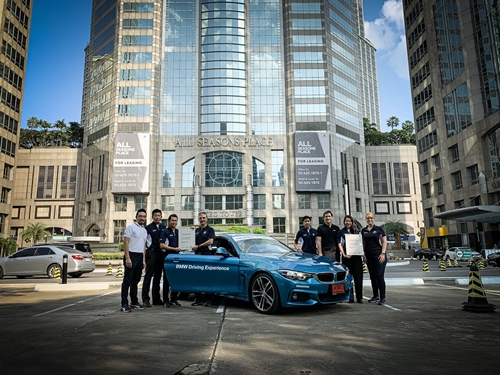 """บีเอ็มดับเบิลยู ประเทศไทย ได้รับรองเป็น """"Official Partner of M"""" ใน การจัด BMW Driving Experience เป็นประเทศแรกในเอเชียตะวันออกเฉียงใต้"""