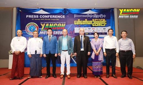 GPI โชว์ความพร้อมจัดงาน The 2nd Yangon International Motor Show 2020 ดีเดย์ 21 – 23 ก.พ.นี้ 15 ค่ายรถชั้นนำตบเท้าจองพื้นที่คึกคัก