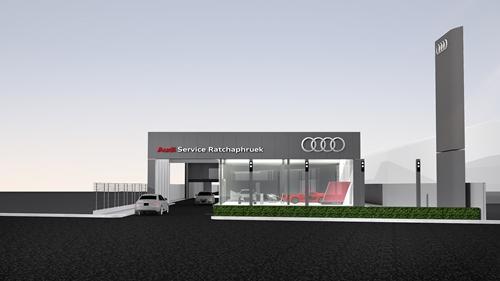 อาวดี้ ประเทศไทย รุกปรับแผนการขายและการตลาด ผ่านช่องทาง On line เผยบริการใหม่ล่าสุด Audi at Home เตรียมเปิดตัวรถใหม่อีก 2 รุ่น เดือนเมษายน