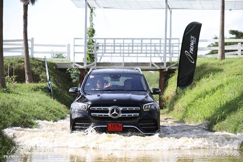 """เบนซ์ไพรม์มัส"""" เปิดประสบการณ์พิสูจน์ความแกร่ง ในกิจกรรมสุดเอ็กซ์คลูซีฟ Mercedes-Benz SUV Driving Events"""