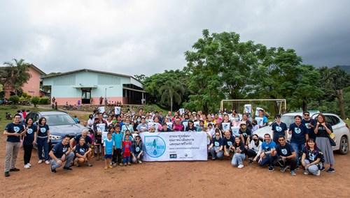 บีเอ็มดับเบิลยู กรุ๊ป ประเทศไทย นำโครงการแคร์ ฟอร์ วอเตอร์ ก้าวสู่ปีที่หกเดินหน้าพัฒนาคุณภาพน้ำแก่ชุมชนในประเทศไทยต่อเนื่อง