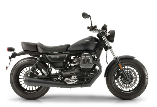 Moto Guzzi V9 Bobber และ Moto Guzzi V7 III Racer มอเตอร์ไซค์คัสตอมสไตล์สปอร์ตสัญชาติอิตาลี