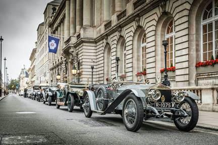 ROLLS-ROYCE SILVER GHOST  ย้อนอดีตแห่งชัยชนะ LONDON-EDINBURGH TRIAL เมื่อ 110 ปีที่แล้ว