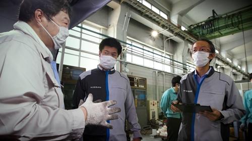 นิสสันร่วมมือกับมหาวิทยาลัย วาเซดะ ประเทศญี่ปุ่น พัฒนากระบวนการรีไซเคิลสำหรับรถยนต์ไฟฟ้า