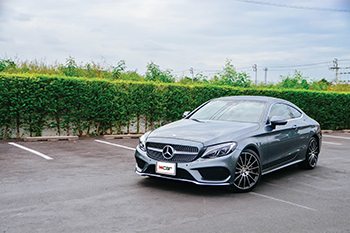 Mercedes-Benz C 250 Coupe AMG Dynamic