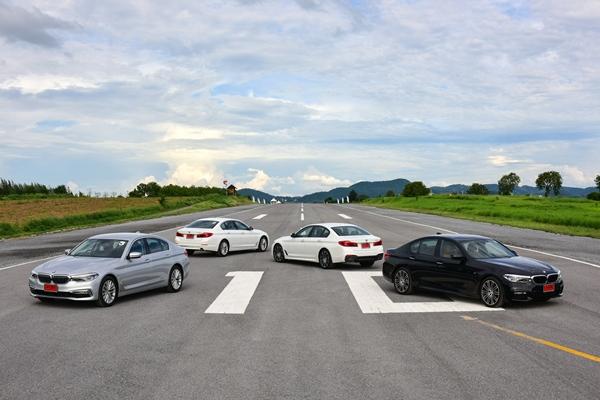 BMW 530i M SPORT & BMW 520D LUXURY G30 เจเนอเรชั่นที่ 7 เติมความหรู..คู่ความสปอร์ต