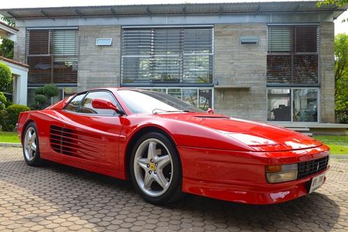 RETRO CAR FERRARI TESTAROSSA 1991 จะถูกจะแพง..ขอแดงไว้ก่อน!!