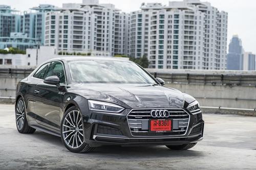 ออดี้ ประเทศไทย ส่งยนตกรรม The new A5 Coupe ใหม่ล่าสุด ลุยตลาดชู 6 ความโดดเด่นที่เหนือกว่า
