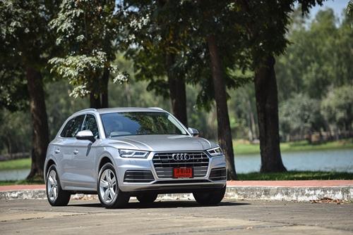 Q Series Model Audi Q5 & Audi Q7 อเนกประสงค์แบบฉบับ Audi …ยังเป็นอะไรที่ขับสนุก