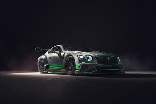BENTLEY เผยโฉม CONTINENTAL GT RACE CAR ใหม่ล่าสุดของสายพันธุ์รถแข่ง