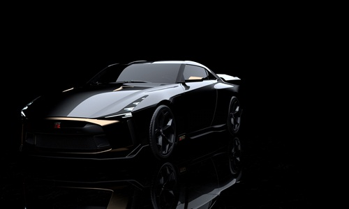 นิสสัน และ สำนักออกแบบ อิตัลดีไซน์ เปิดตัวรถต้นแบบ จีที-อาร์ (GT-R) อัลตร้า-ลิมิเต็ด