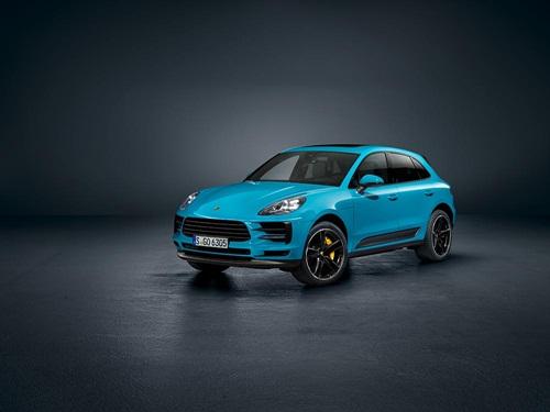 เปิดตัวครั้งแรกของโลกที่เซี่ยงไฮ้: ปอร์เช่ มาคันน์ ใหม่ (The new Porsche Macan)