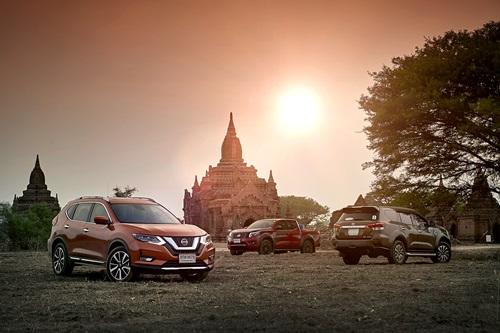"""""""มิงกะลาบา..เมียนมาร์"""" บันทึกรอยล้อ 3,000 กม. กับคาราวาน Nissan #GoAnywhere"""