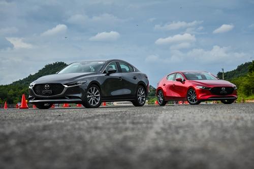All new Mazda 3 2019 Thailand Sneak Preview... อุ่นเครื่อง!! ก่อนเปิดตัวมาสด้า 3 เจเนอเรชั่นที่ 4 เรียบหรู แต่ดูแพง