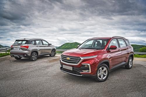 All New Chevrolet Captiva   อาตี๋อินดี้ คล่องตัวดีในแบบอเนกประสงค์