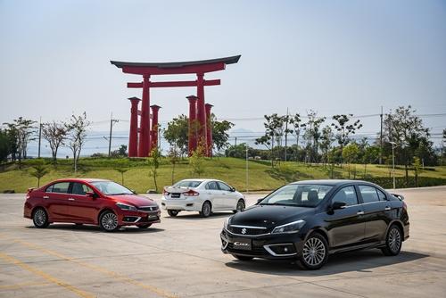New Suzuki Ciaz   หรูเกินคลาส มาดสปอร์ตขึ้น