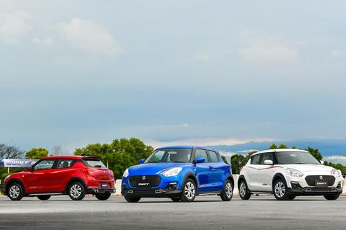 ลองฟีลขับในสนามแข่งกับ Suzuki SWIFT GL MAX Edition